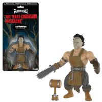 Savage World - The Texas Chainsaw Massacre: Leatherface - Retro Barbarian-Style Action Figure